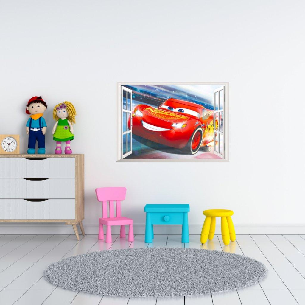 Bleskový McQueen úvod