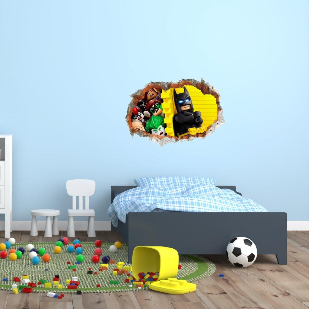 Lego Batman úvod