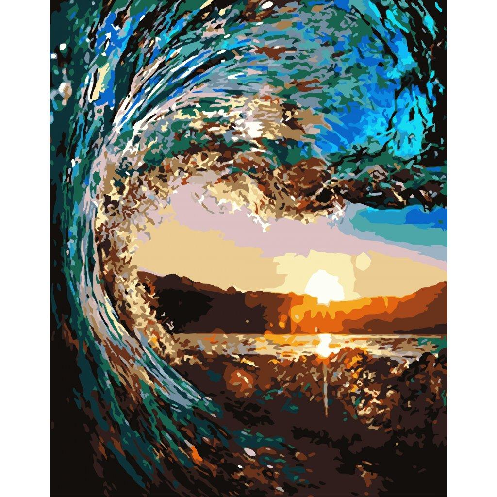 WM 132 海浪