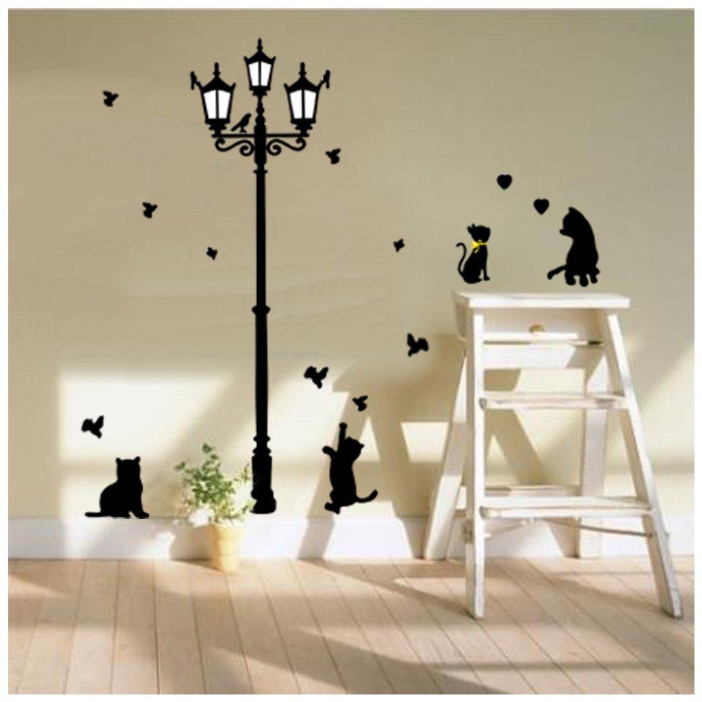 "Samolepka na stenu ""Lampa"" 150x130 cm"