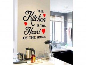 "Samolepka na stenu ""Kuchyňa"" 36x30 cm"